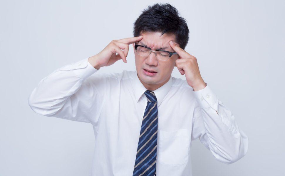 ストレスとは何か!?身体の中で起こっているストレス反応について